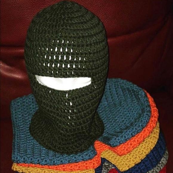 Accessories Crochet Ski Mask Poshmark